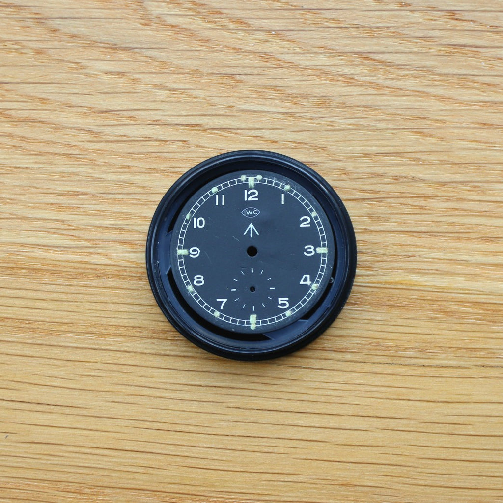 IWC Mk.X WWW 'Dirty Dozen' MoD Replacement Dial - Original and in Excellent Condition