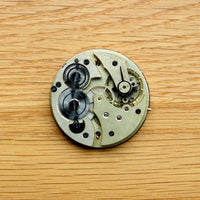 Pocket Watch Movement, Hands & Dial - Spares/repairs