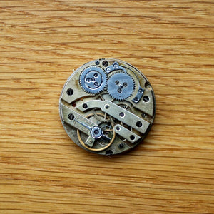 Pocket Watch movement, hands and dial - Spares/repairs