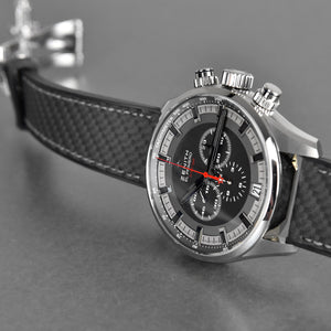 Zenith El Primero - Land Rover BAR (Ben Ainsley Racing) Limited Edition - Model Ref: 03.2282.400/91.R578. - Vintage Watch Specialist