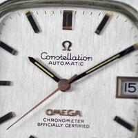 Omega Constellation Automatic - Reference: 166.059-168.047 - Stainless Steel - TV Case c.1970