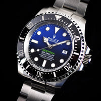 December, 2019 - Rolex Deepsea - Sea-Dweller 'James Cameron' - Ref. 126660 - New and Unworn Partially Stickered