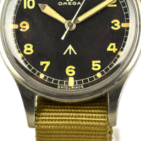 Omega - 1953 RAF-Issue Ref. 2777-1 SC- The Original 'Thin Arrow' Dial 6B/542