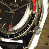 Bulova Accutron Diver's Watch - Tuning Fork movement