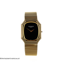 Patek Philippe Yellow Gold Ultra Slim Dress Watch