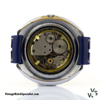 AURORE ANTICHOC DIVERS WATCH - CALIBRE FE140-1A MOVEMENT