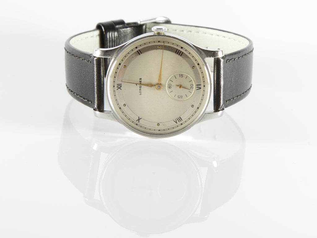 LONGINES - SUB SECONDS - 1945 - CAL.12.68Z
