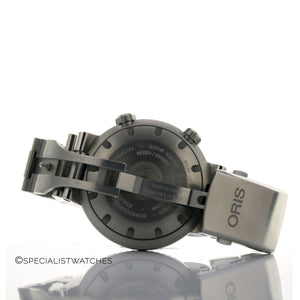 Oris Divers Small Second, Date - 1000m