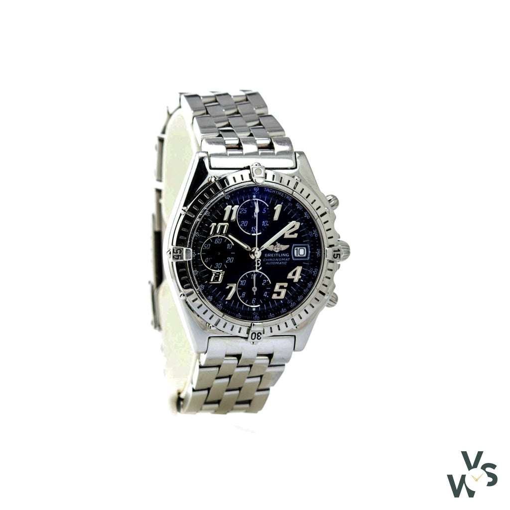 Breitling Chronomat Automatic Vitesse Ref A13050 - Watches