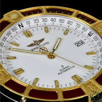 Breitling Windrider J Class Automatic Men's Yachting Wrist Watch. 80250. 1994. - Vintage Watch Specialist