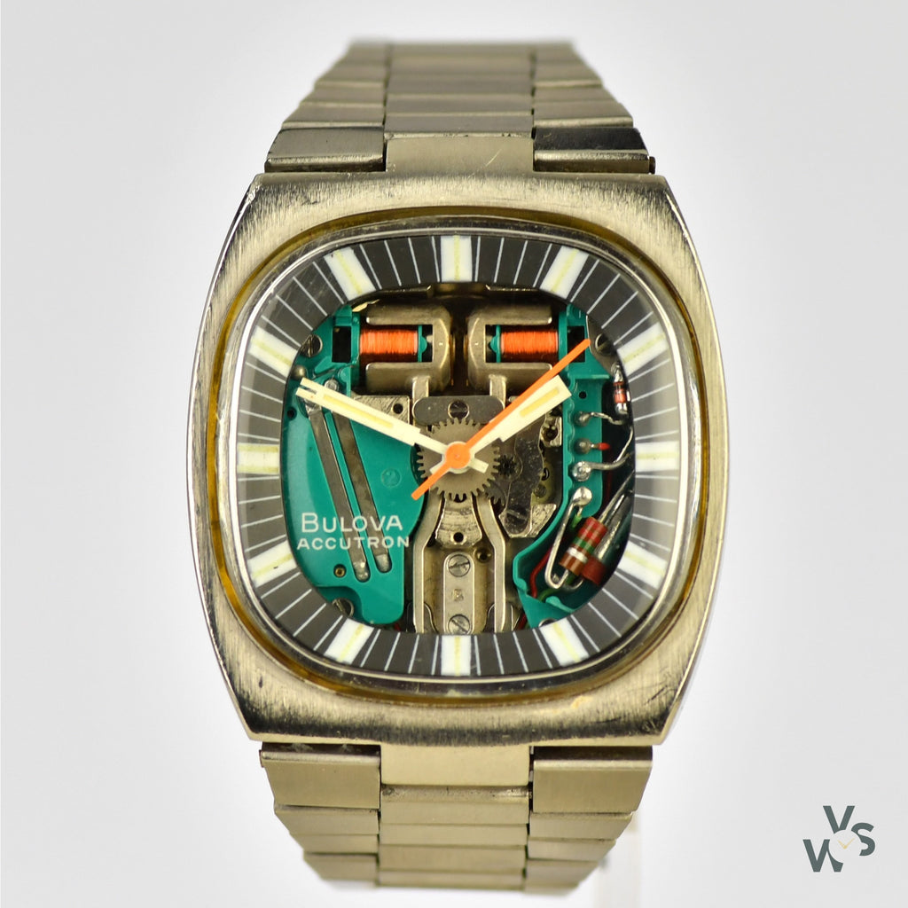 Bulova Accutron Spaceview - Vintage Watch Specialist