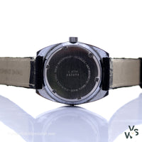 Buren Divers Watch - Calibre St96 - C.1960S - Vintage Watch Specialist