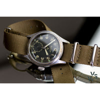 Buren WWW Dirty Dozen - Vintage Watch Specialist