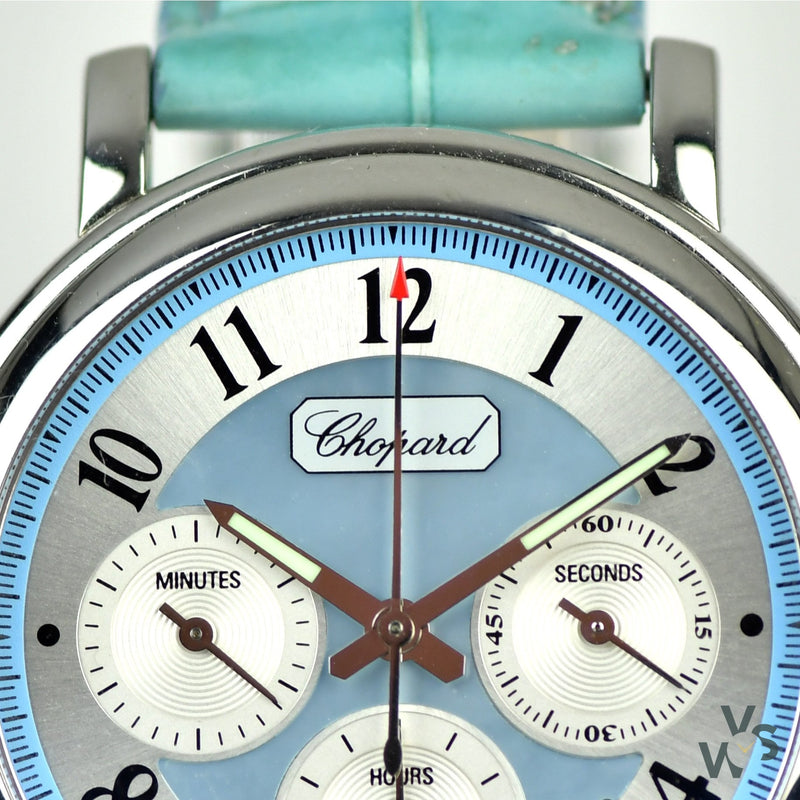 Chopard Mille Miglia - Elton John AIDS Foundation Ltd. Edition - Model ref. 16 / 8331-3008 - Vintage Watch Specialist