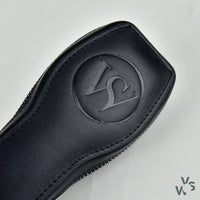 Custom Made Artisan Leather Watch Pouch - Vintage Watch Specialist