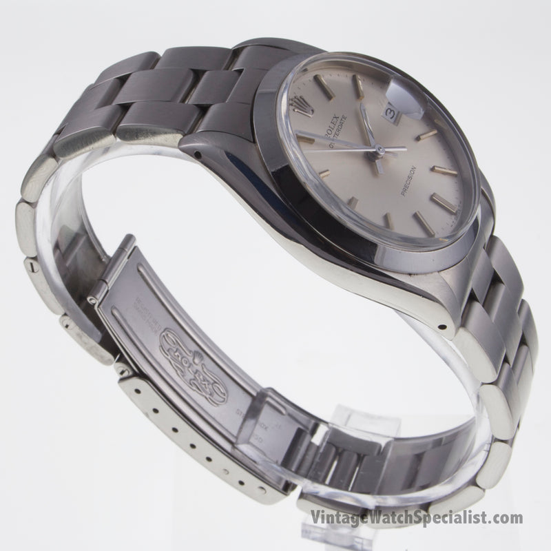 ROLEX OYSTERDATE PRECISION REFERENCE 6694 - ON OYSTER BRACELET