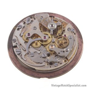 LANDERON - 48 - CHRONOGRAPH - MOVEMENT ONLY - 17 JEWELS - DIAL - HANDS