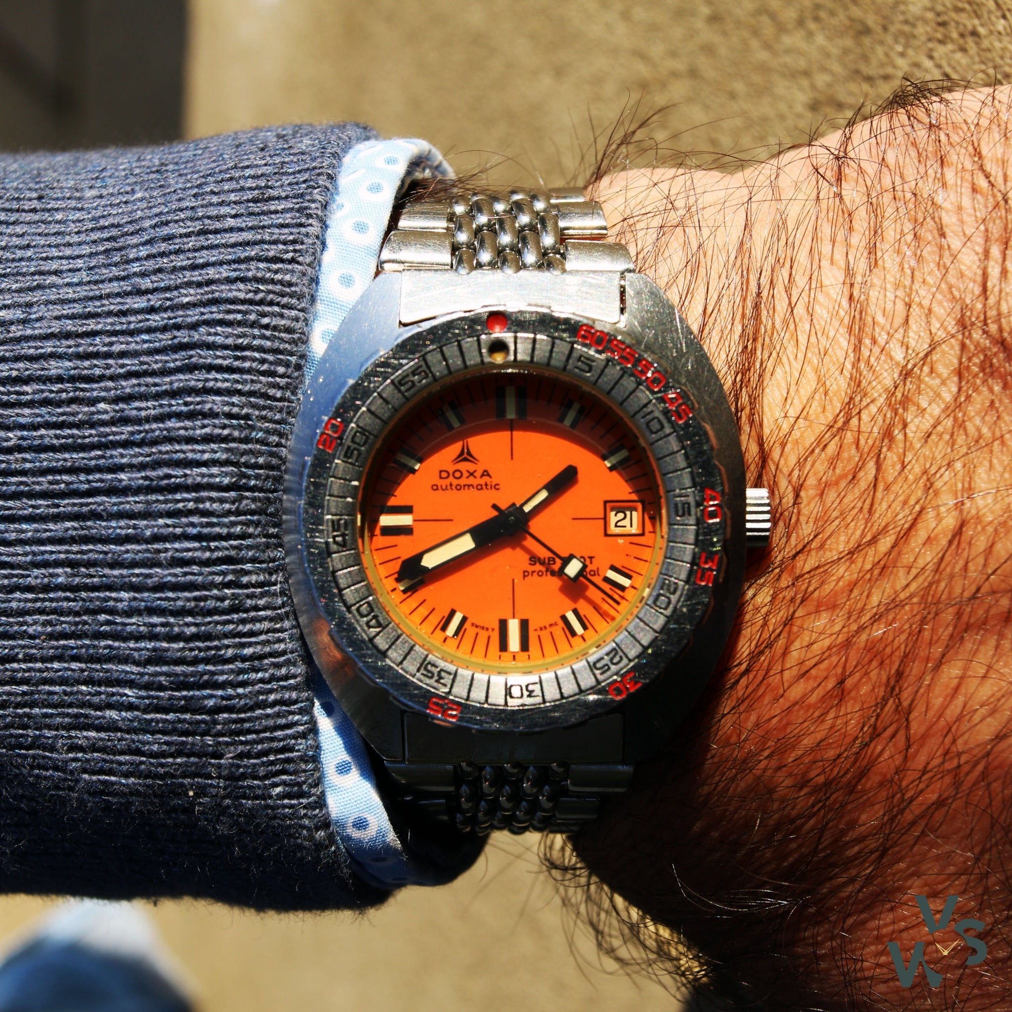 DOXA Watches | AMJ Watches