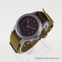 WWW JAEGER LECOULTRE WWII - CALIBRE 479 - MECHANICAL HAND WIND