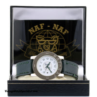 NAF-NAF PIG WATCH WITH DATE
