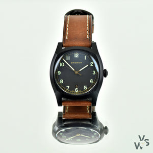 Eterna Heritage Military Watch Limited Edition Ref: 1939.43.46.1299 - Vintage Watch Specialist
