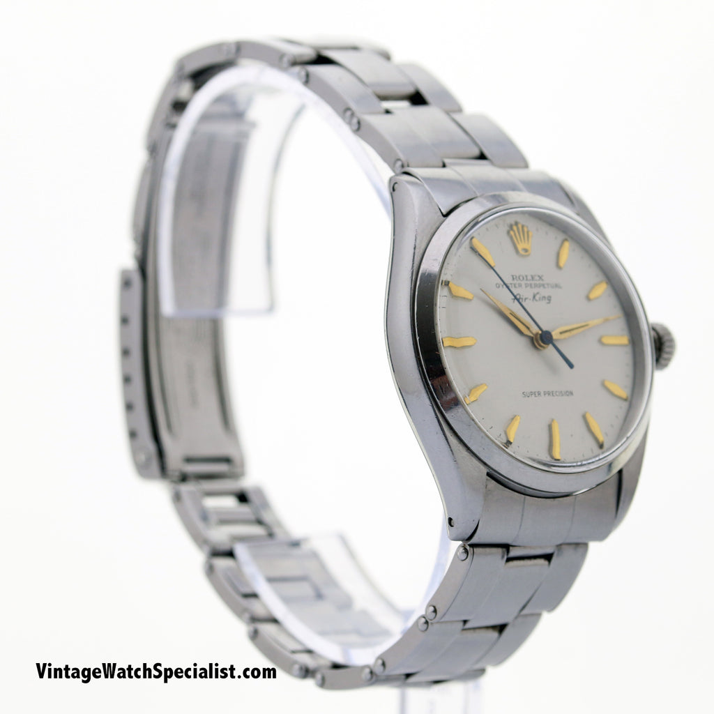 ROLEX OYSTER PERPETUAL AIR-KING - 1960