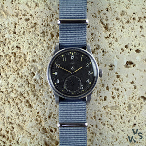 IWC Mark X - WWW Dirty Dozen Military Watch C.1945 - Vintage Watch Specialist