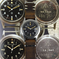IWC Mk.XI c.1957 RAF Pilot's Air Chronometer watch - Mark 11 International Watch Co. - Vintage Watch Specialist
