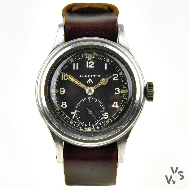 Longines Greenlander WWW Dirty Dozen - Vintage Watch Specialist