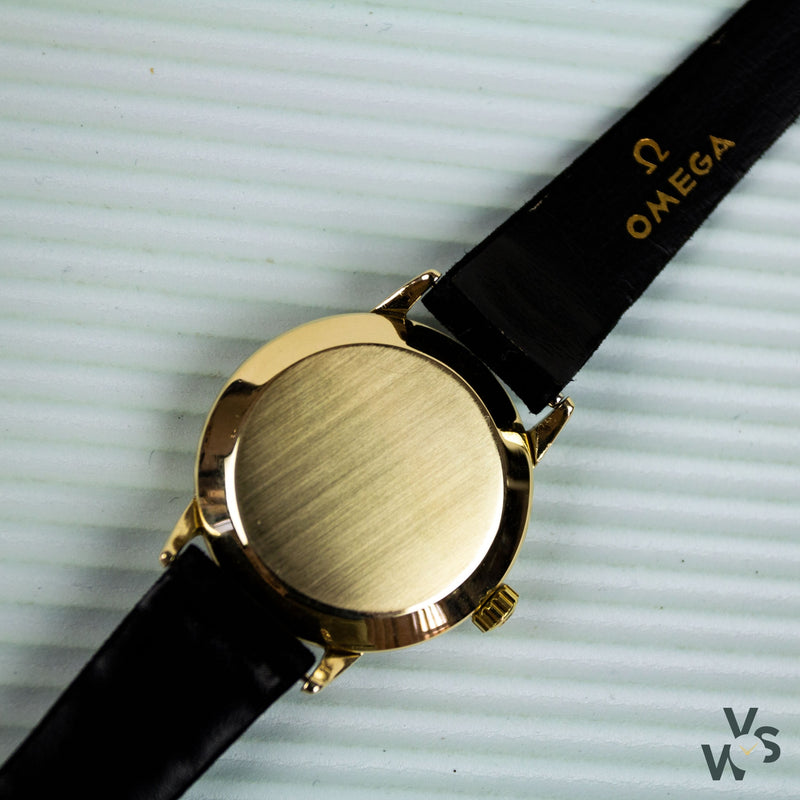 Omega 14K Gold F6516 Bumper Movement - Vintage Watch Specialist