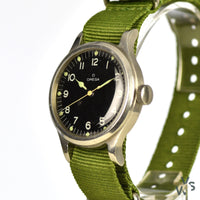 Omega Air Ministry A.M. 6B/159 - Pilots Watch - Re-Issued 1956 - Vintage Watch Specialist