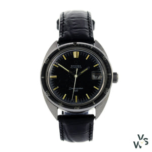 Omega Automatic Seamaster 120 Ref.166.027 - Vintagewatchspecialist