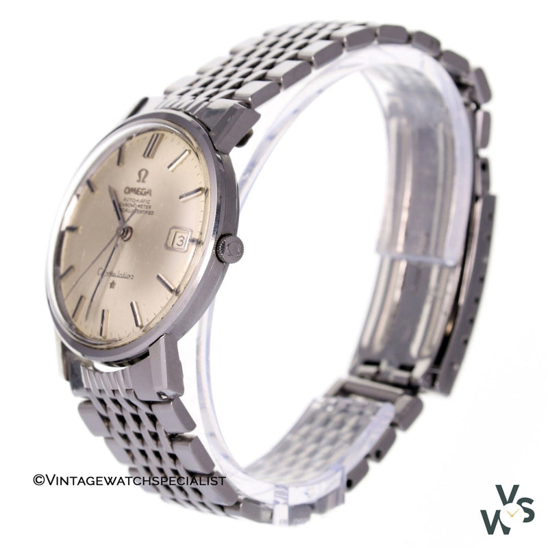 Omega Constellation Ref.168.010 - Vintage Watch Specialist