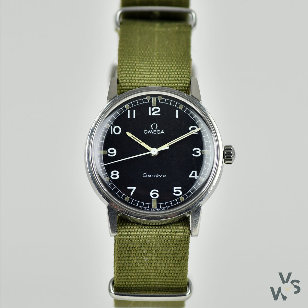 Military Watches – Vintage Watch Specialist