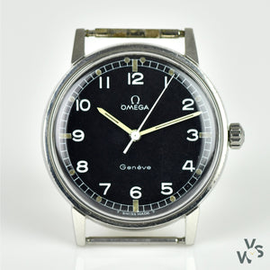 Omega Geneve Military - Vintage Watch Specialist