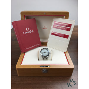 Omega Railmaster Master Chronometer 40mm Watch Ref. 220.10.40.20.06.001 - Vintage Watch Specialist