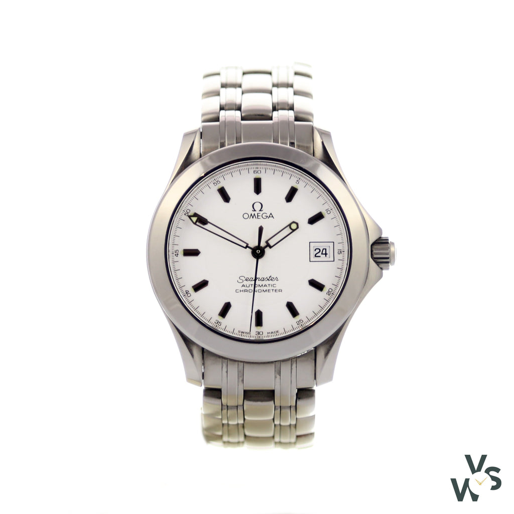 Omega Seamaster Automatic Chronometer Ref.168.1601 - Vintagewatchspecialist