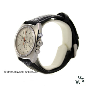 Omega Seamaster Chronograph Stainless Steel Ref.145.006-66 - c.1966 - Vintage Watch Specialist