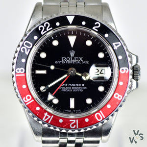 Rolex Coke Fat Lady - Vintage Watch Specialist