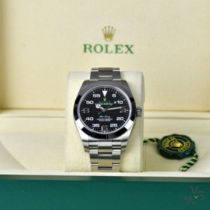 Rolex Oyster Perpetual Air-King - Reference 116900 - A New and Unworn August 2020 - with Box & Papers - Vintage Watch Specialist