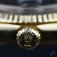 Rolex - Oyster Perpetual - Day-Date - 18ct Yellow Gold - Ref: 1803 - Circa. 1969 - Stepped Dial - Vintage Watch Specialist