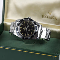 Rolex Oyster Perpetual Submariner 5508 - Vintage Watch Specialist