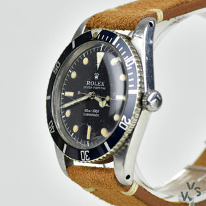 Rolex Submariner - Model Ref: 5508 - T-25 Service Dial - Vintage Watch Specialist