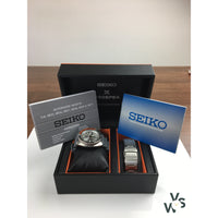 Seiko Prospex Limited Edition Dawn Grey Turtle SRPD01K1 - Vintage Watch Specialist