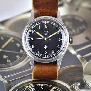 Smiths W10 Military Watch - Vintage Watch Specialist