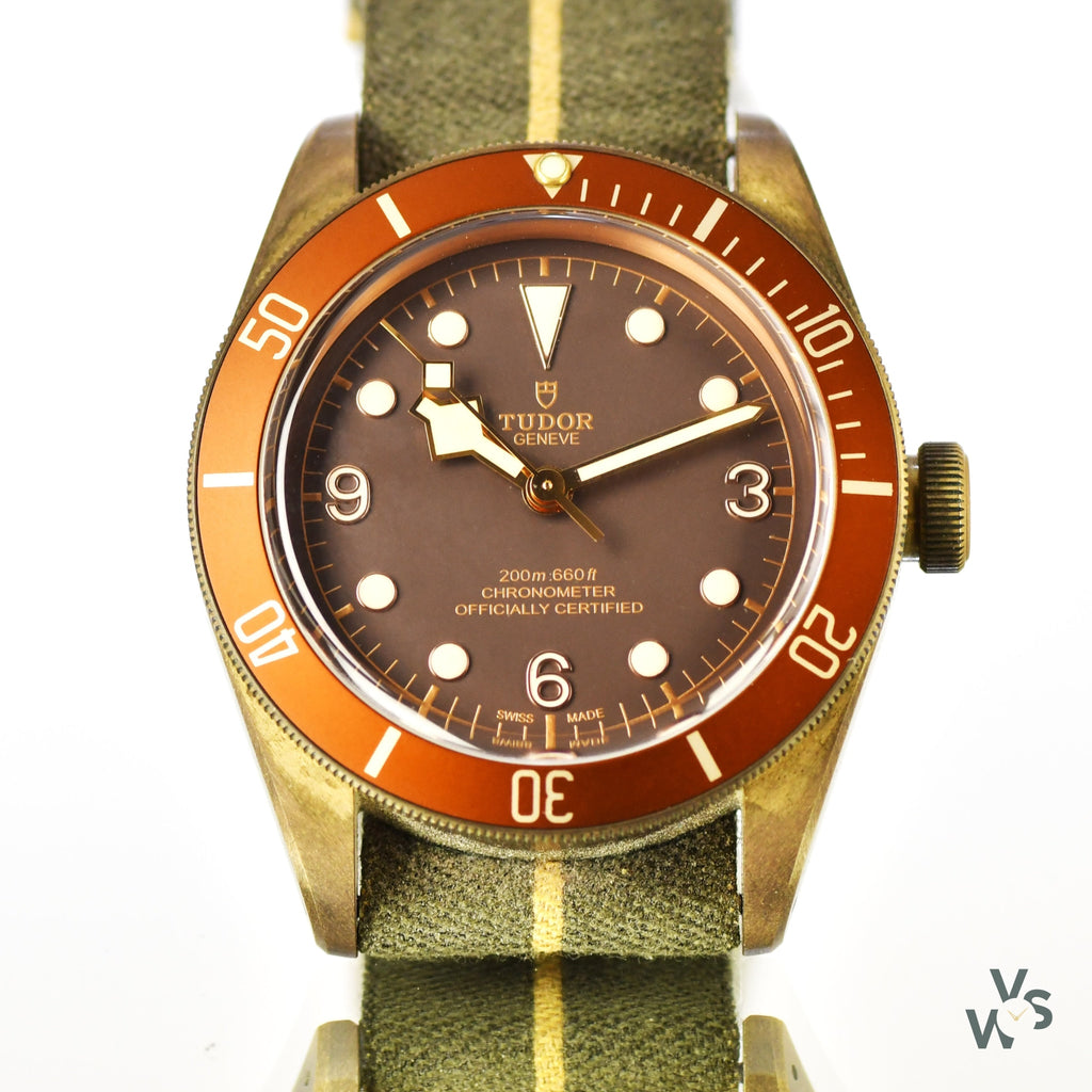 Tudor Black Bay GMT Pepsi Model ref 49830RB - Vintage Watch Specialist