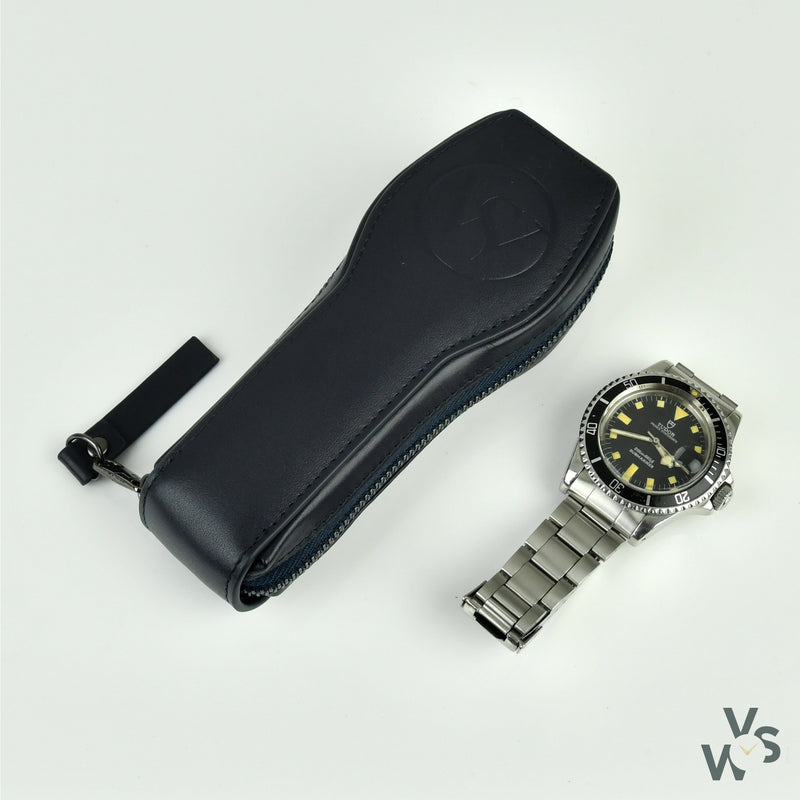 Tudor Prince Oysterdate Submariner - Black Dial - Snowflake hands Ref.9411/0 - Vintage Watch Specialist