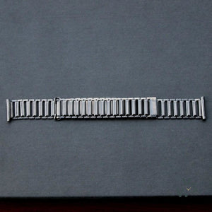 V.O.G. Military Style stainless steel bracelet - Bonklip design style - Vintage Watch Specialist