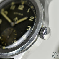 Cyma WWW Dirty Dozen - Vintage Watch Specialist