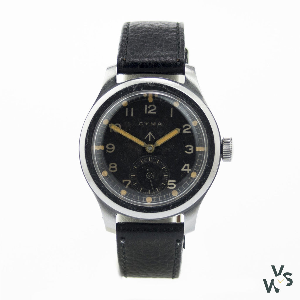 Www Cyma Military Watch - P17782-22782 - Calibre 234 15 Jewels - Vintagewatchspecialist